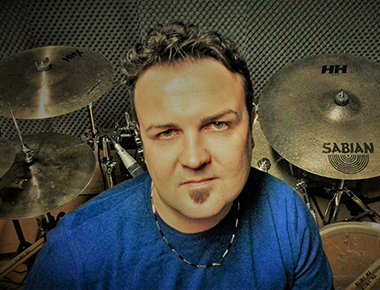 Stefano Boron – Insegnante di Batteria
