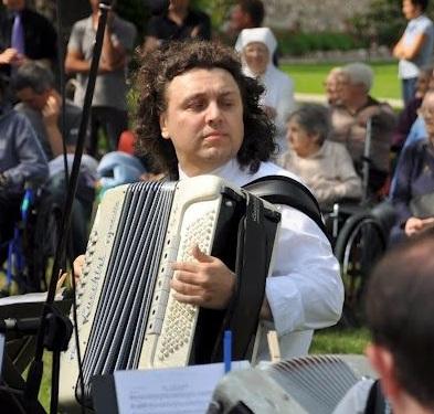 Roberto Quaglia – Insegnante di Fisarmonica