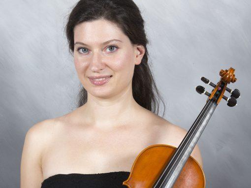 Marianna Pasetto – Insegnante di Violino